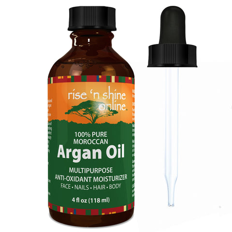 Do-It-Yourself Ingredients - 4 Oz Morocco Argan Oil
