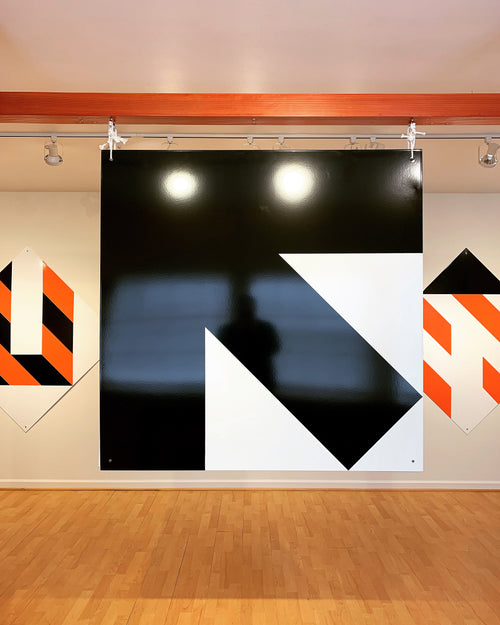 Barbara Stauffacher Solomon, SuperSigns, Placewares Gallery, The Sea Ranch