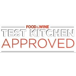 Food and Wine Test Kitchen Approved