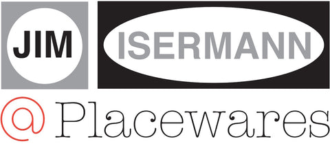 Jim Isermann @ Placewares logo