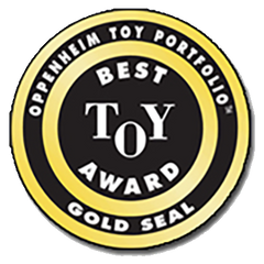 Oppenheimer Toy Portfolio Gold Seal Award