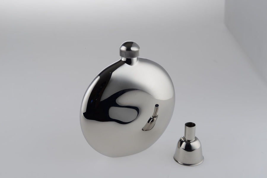 Alessi, Shot Hip Flask, - Placewares