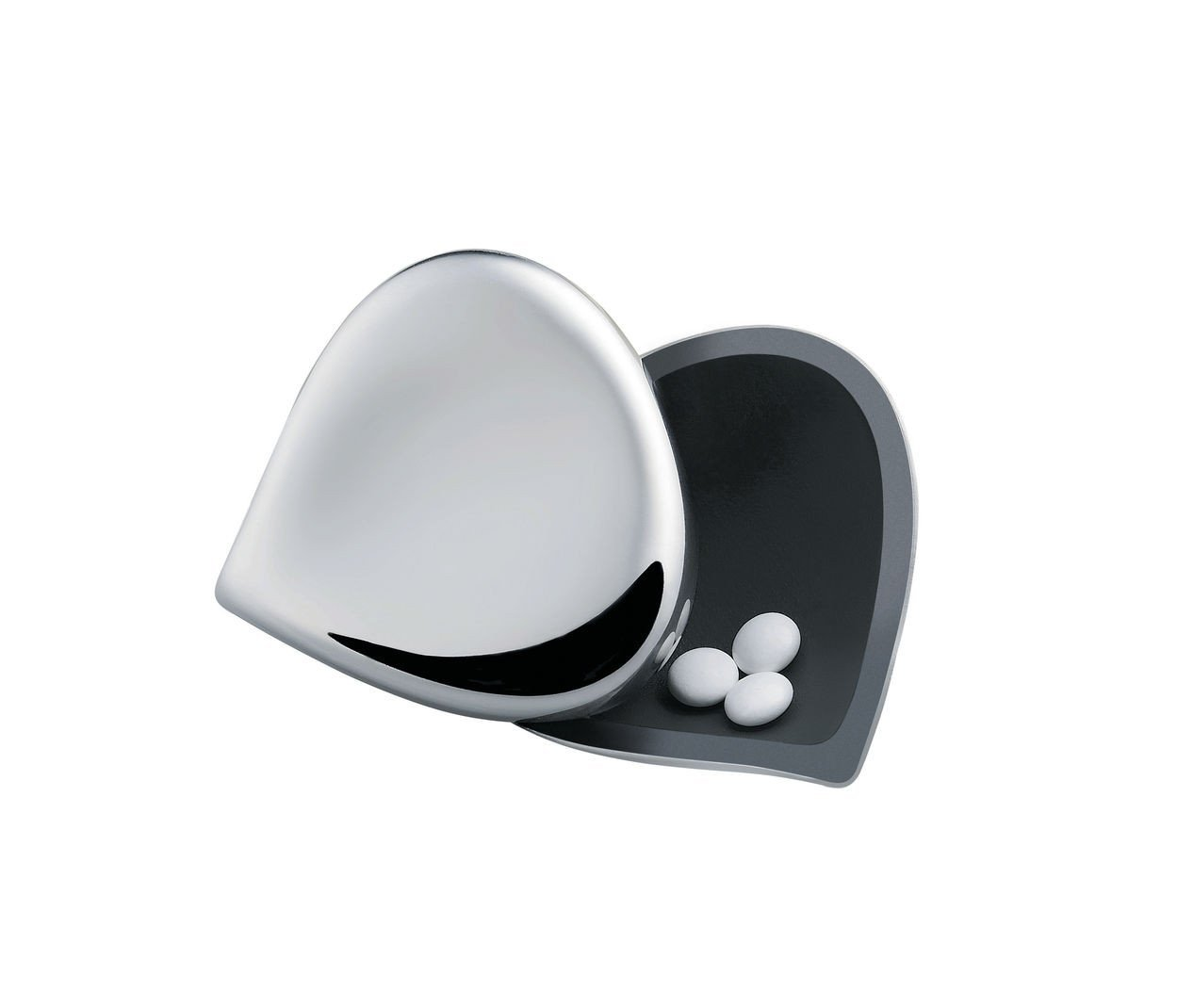 Alessi, Chestnut pill box, - Placewares