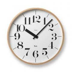 Lemnos, Riki Clock - Large, - Placewares