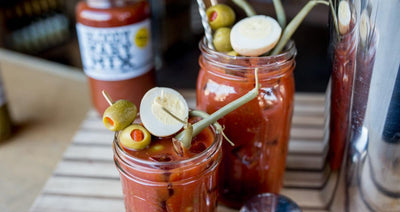 Preservation & Co., Bloody Mary Mix Original, - Placewares