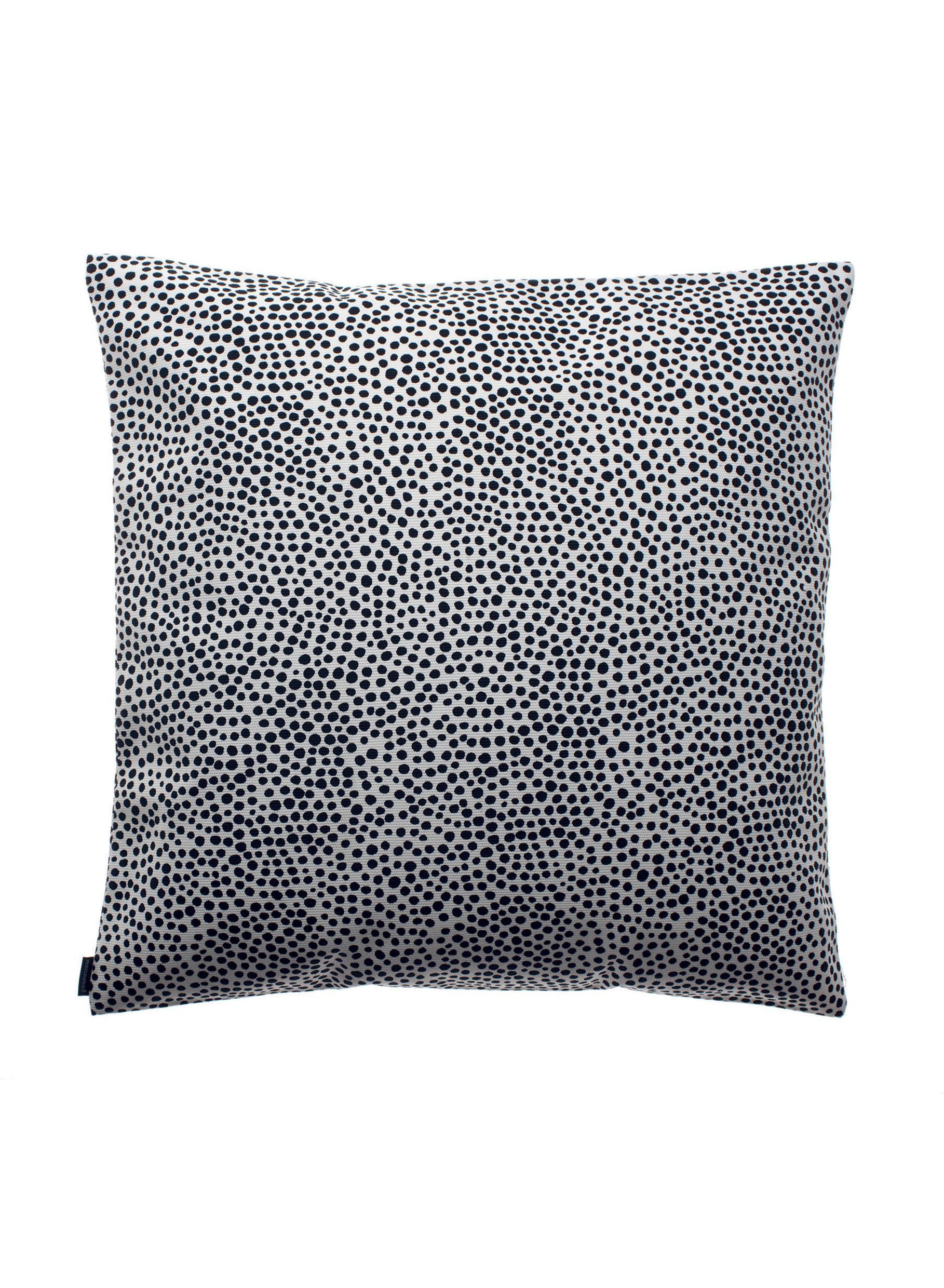 Marimekko, Pirput Parput Cushion Cover, White/Black- Placewares
