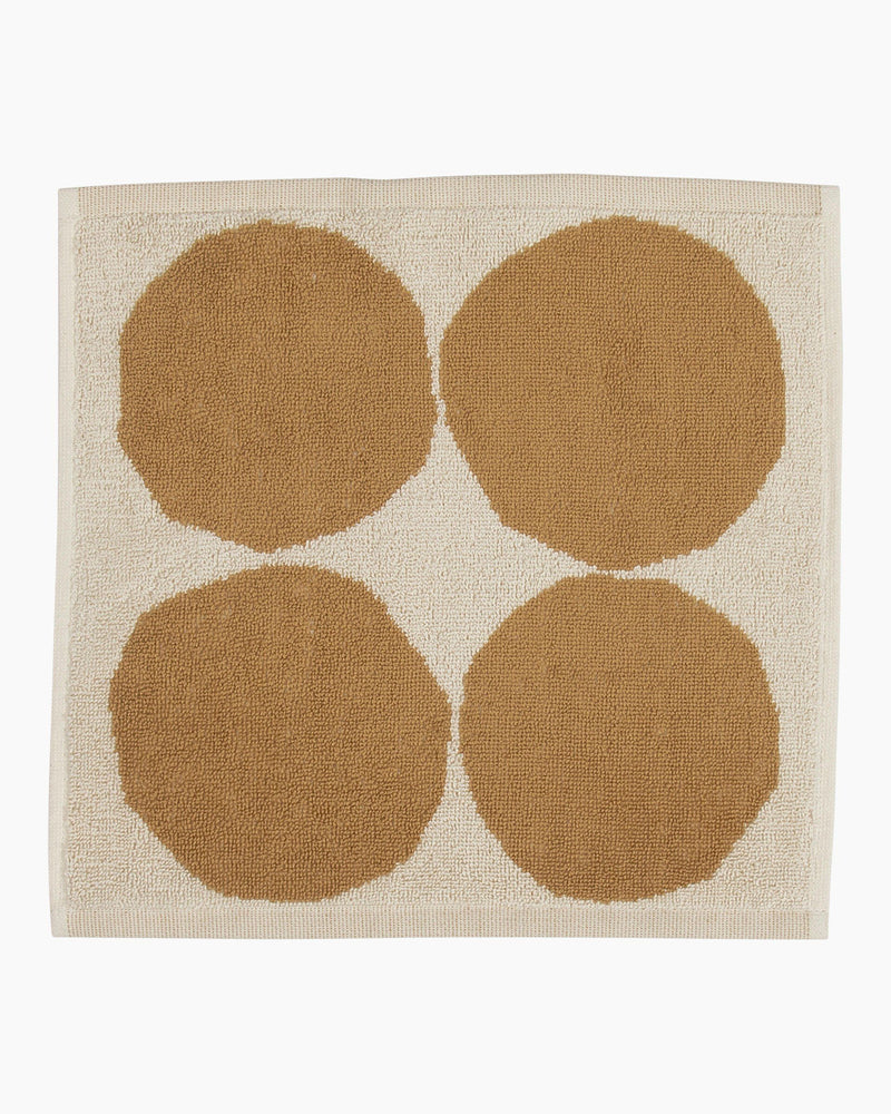 Marimekko, Kivet  Mini Towel, Cotton/ Beige / One size- Placewares