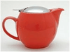 Bee House, Teapot, 15 oz, Tomato- Placewares