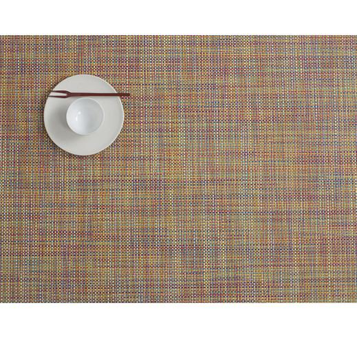 Chilewich, Mini Basketweave placemat, rectangle - multiple colors, Parchment- Placewares