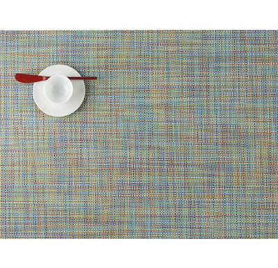 Chilewich, Mini Basketweave placemat, rectangle - multiple colors, - Placewares