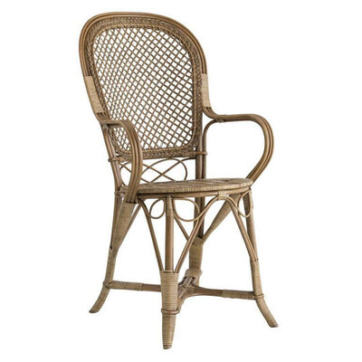 Sika, Fleur Chair, Polished Antique- Placewares