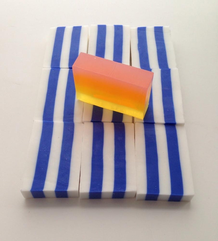 Wary Meyers, Grapefruit & Clementine, Moisturizing Glycerine Soap, - Placewares