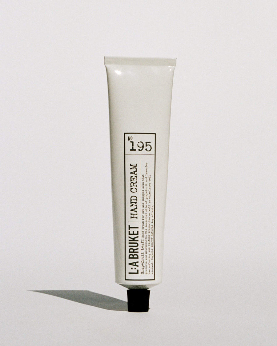 L:A Bruket, 195 Hand Cream Grapefruit Leaf, - Placewares
