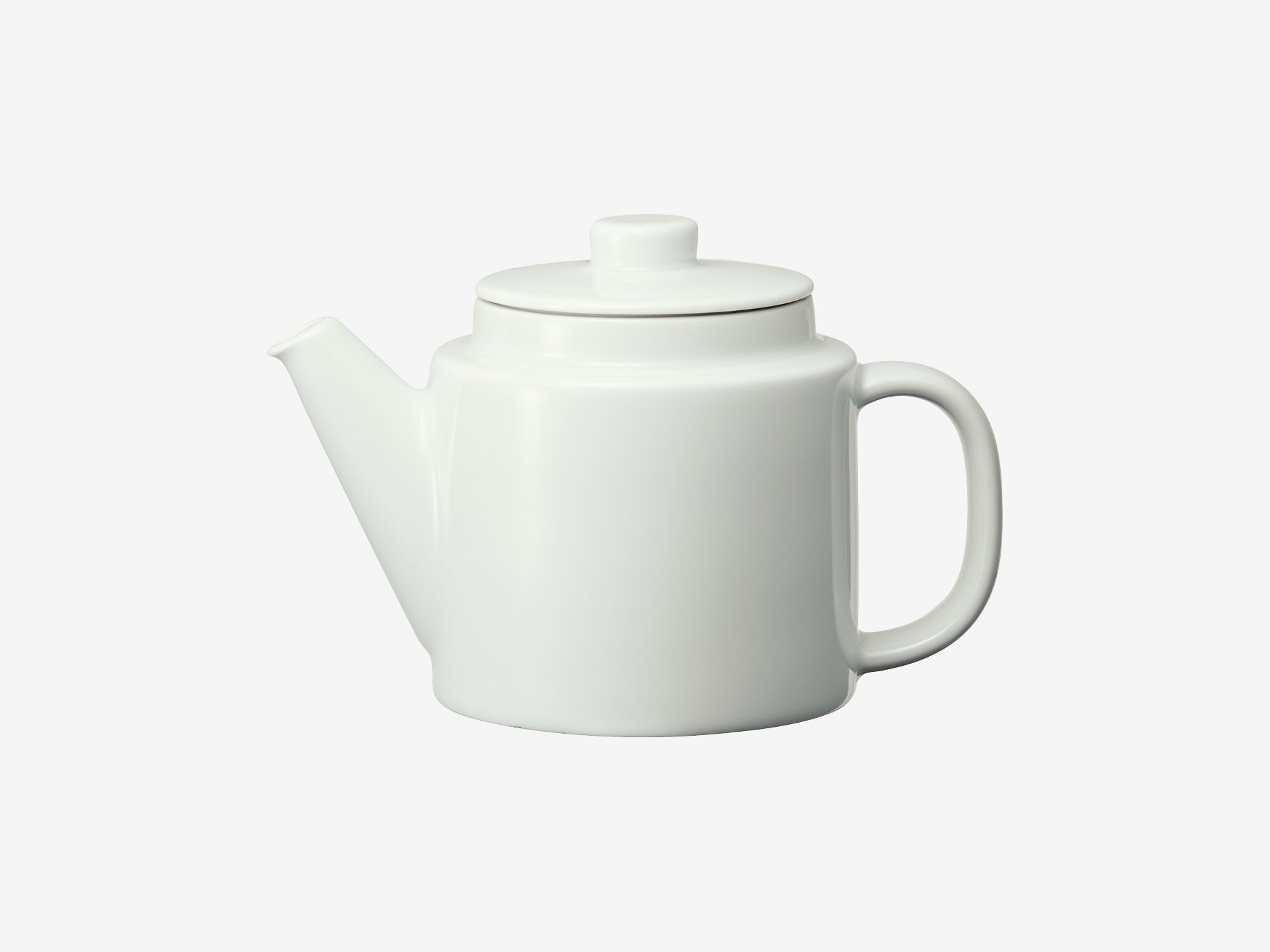 "Common, Common Tea Pot, 34 oz -  4 ¾ ø x 8 x 5 ¼"" / White- Placewares"