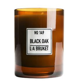 L:A Bruket, Black Oak Candle, - Placewares