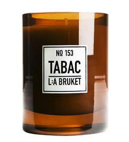 L:A Bruket, Tabac Candle, - Placewares