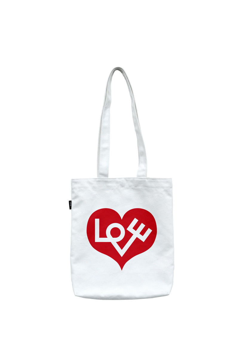 Vitra, Love Heart Graphic Bag, - Placewares