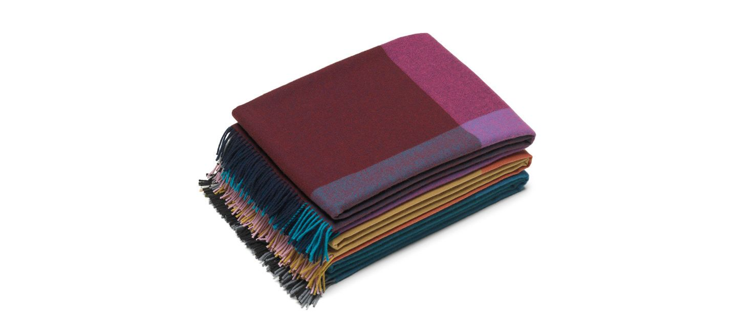 Vitra, Color Block Blankets, - Placewares