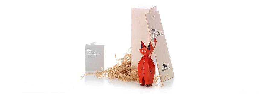 Vitra, Wooden Doll Little Devil, - Placewares