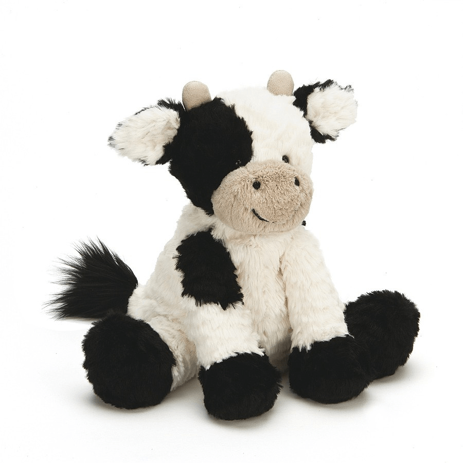 Jellycat, Fuddlewuddle Calf, - Placewares