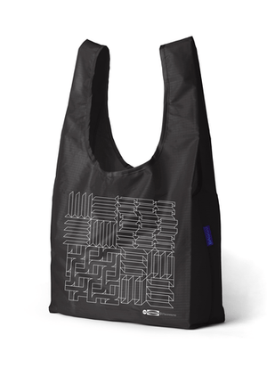 Jim Isermann @ Placewares, Bag, Nylon Tote | Jim Isermann @ Placewares, - Placewares