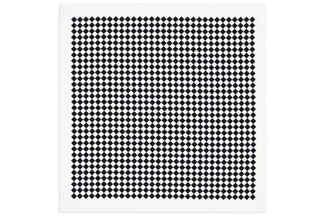 Vitra, Black Checker Tablecloth, - Placewares