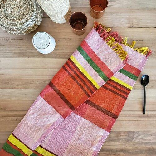 ALL ROADS, All Roads Towel - Ristra Plaid, - Placewares
