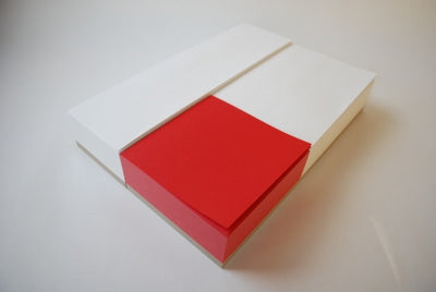 Ito Bindery, Japanese Memo Block, assorted sizes & colors, - Placewares