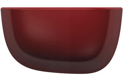 Vitra, Corniches, Small / Japanese Red- Placewares