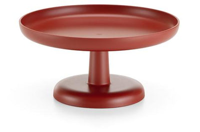 Vitra, High Tray, Dark Brick Red- Placewares