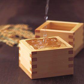 Tenkei Project, Japanese Hinoki sake cup / all purpose container, - Placewares
