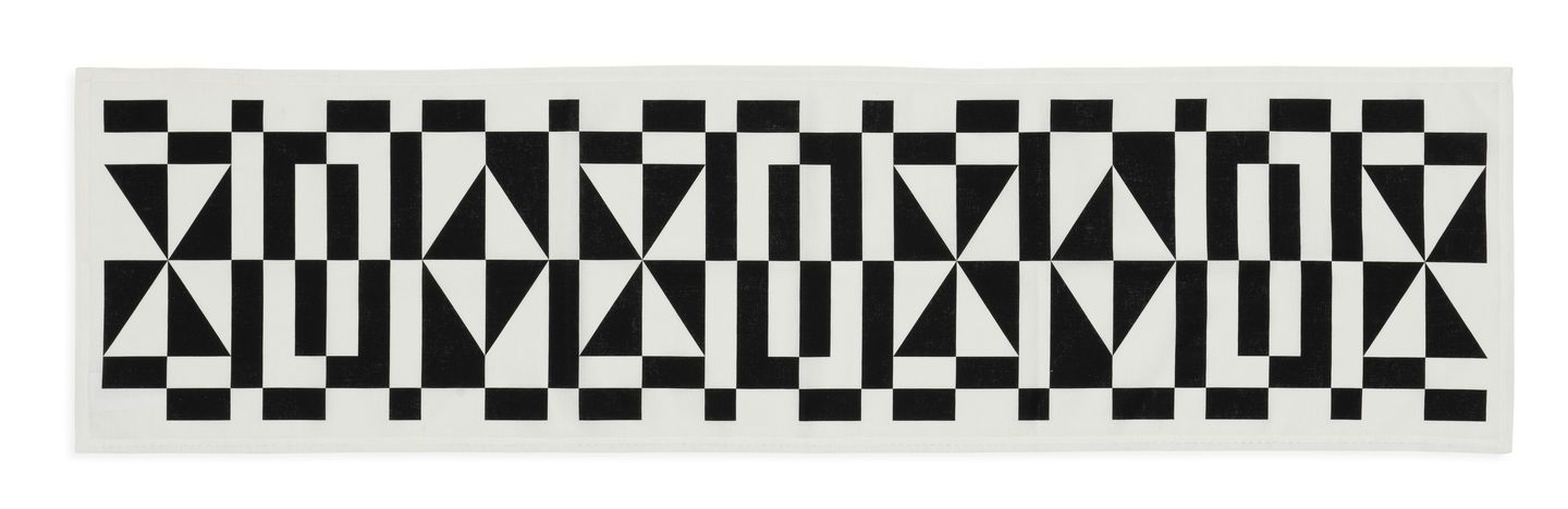 Vitra, Geometric E Table Runner, - Placewares