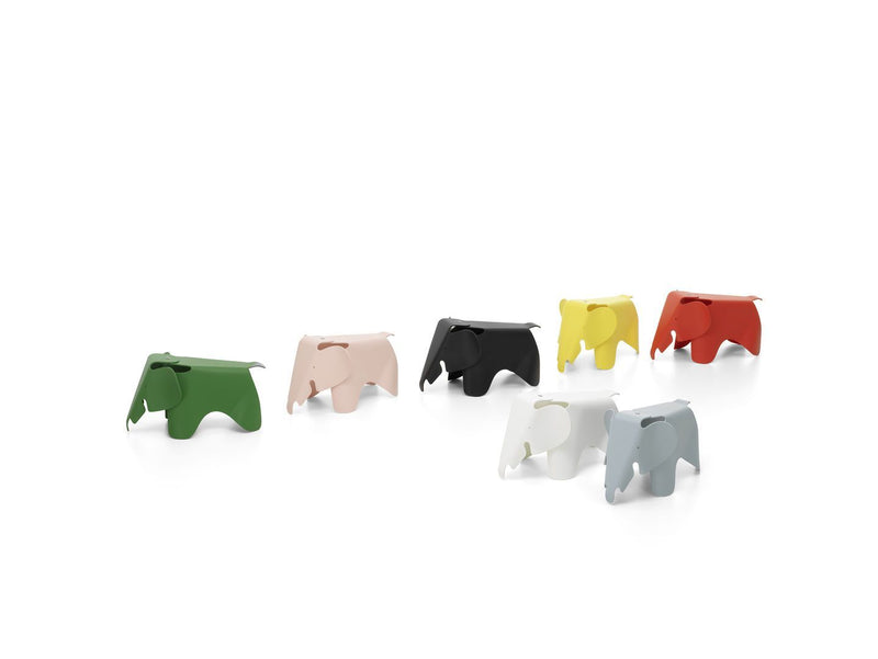 Vitra, Special Order Eames Elephant, Small, White, - Placewares