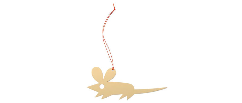 Vitra, Girard Ornaments - Mouse, - Placewares