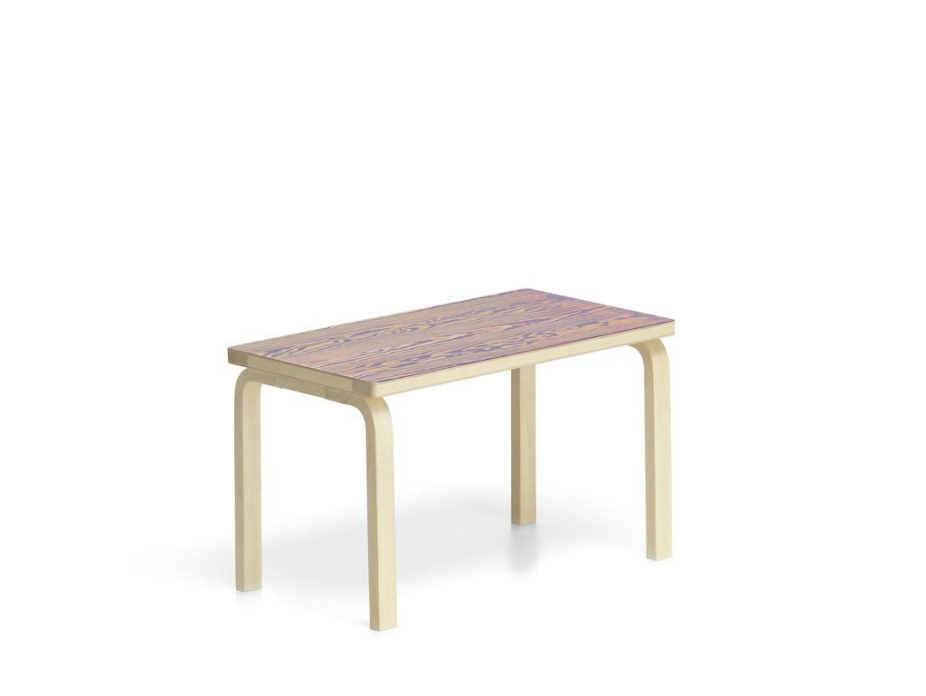 Artek, Bench 153B ColoRing, Pink/Purple, - Placewares