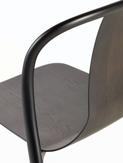 Vitra, Belleville Chair Wood, - Placewares