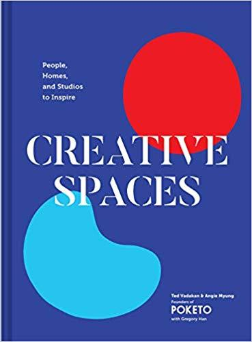 Chronicle Books, Creative Spaces: People, Homes, and Studios to Inspire, - Placewares