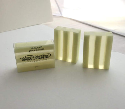 Wary Meyers, Limelight Soap - Glows in the Dark, - Placewares