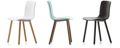 Vitra, HAL Chair - Wood, - Placewares