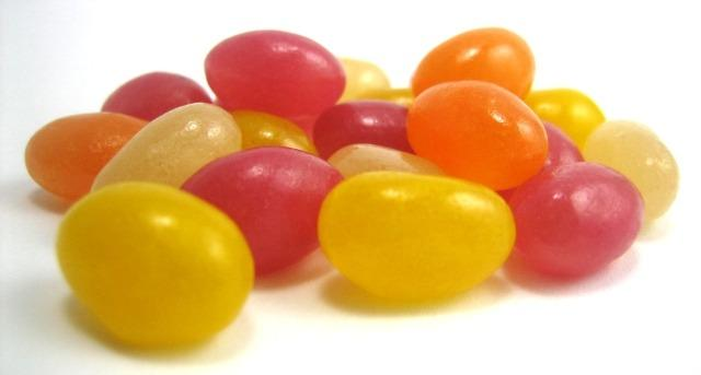 Placewares, Jelly Beans, Organic, - Placewares