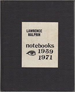 Vintage @ Placewares, Lawrence Halprin: Notebooks 1959-1971 - First Edition, - Placewares