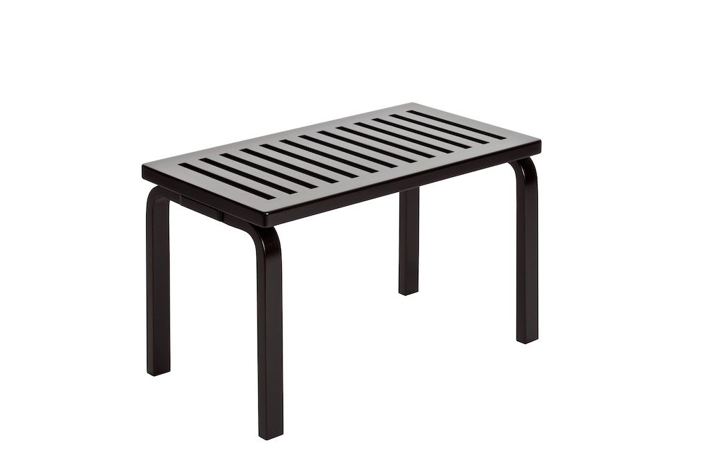 Artek, Bench 153B Black, - Placewares