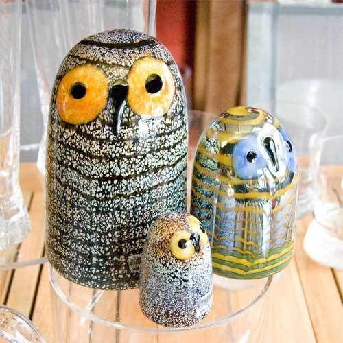 Iittala, Birds by Toikka - Barn Owl, - Placewares