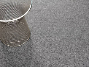 Chilewich, Heathered Shag, Big Mat - multiple colors, Fog- Placewares