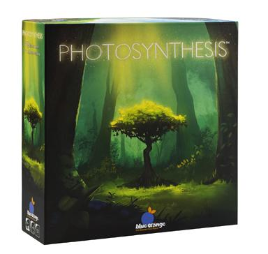 Blue Orange Games, Photosynthesis Game - Fun for All Ages, - Placewares
