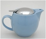 Bee House, Teapot, 15 oz, Ocean Blue- Placewares
