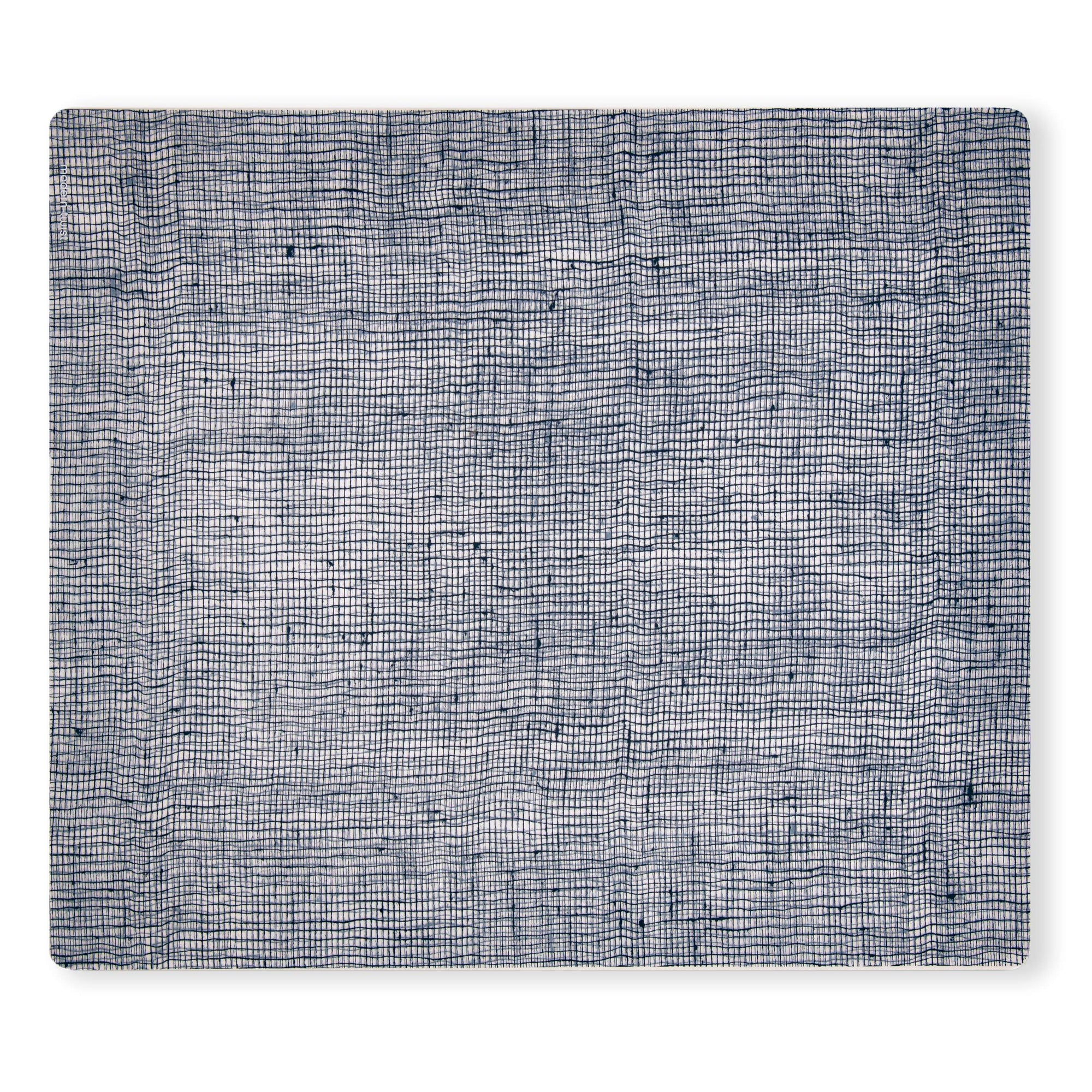 modern-twist, modern-twist - Placemat: Linen - Denim Blue, - Placewares