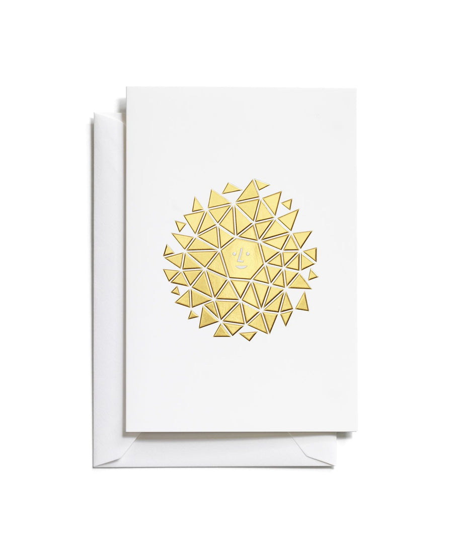 Vitra, Sun Greeting Card, - Placewares