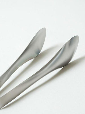 Sori Yanagi, Yanagi Stainless Steel Tongs, - Placewares