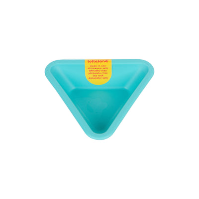 Lollaland, Mealtime Dipping Cups - multiple colors, Cool Turquoise- Placewares